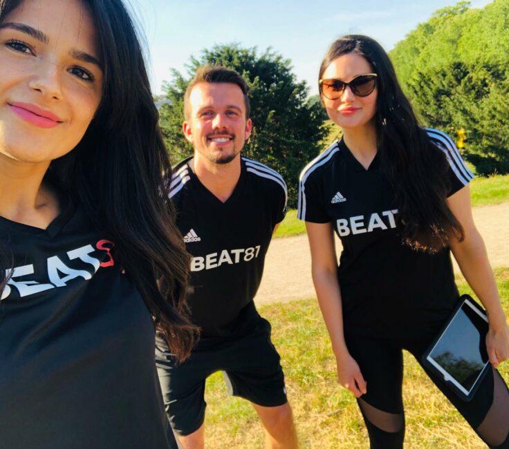 Promoterinnen der Promotionangetur PRO-VOGUE für beat81