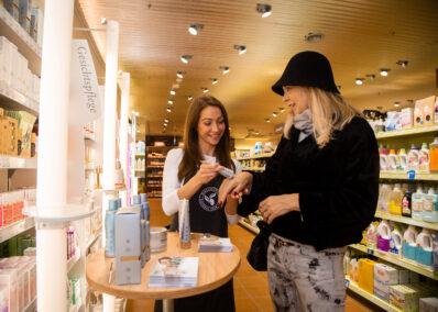 Kundenbindung Promotion der Promotionagentur PRO-VOGUE für Birkenstock