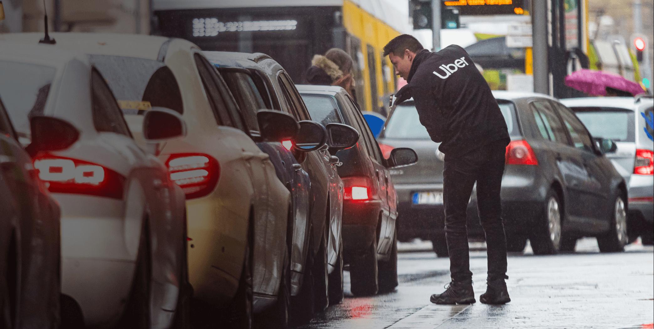 Promoter von Promotionagentur PRO-VOGUE für Agentur storymachine für Uber