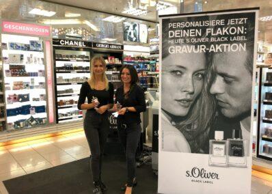 Promoterinnen der Promotionagentur PRO-VOGUE für Agentur querspringer für s.oliver