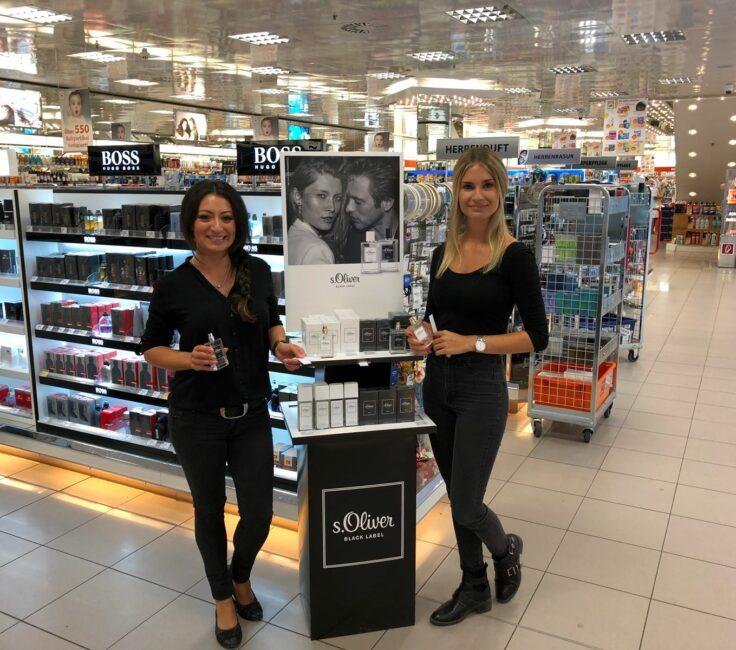 Promoterinnen der Promotionagentur PRO-VOGUE für s.oliver