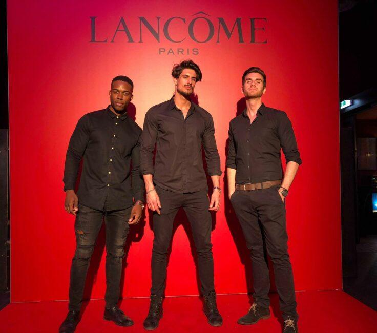 attraktive Promoter der Promotionagentur PRO-VOGUE für Agentur Zum goldenen Hirschen Holding GmbH für Lancôme