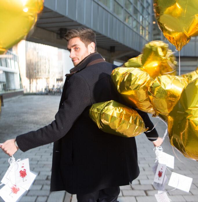 Promoter der Promotionagentur PRO-VOGUE für Wempe