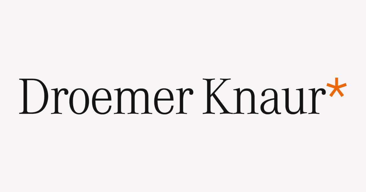 Logo Droemer Knaur