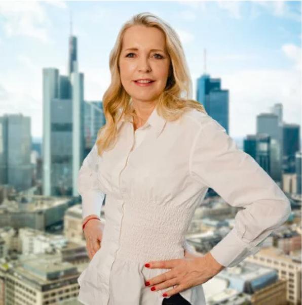Portrait der Geschäftsführung Nina Gurk der Promotionagentur PRO-VOGUE