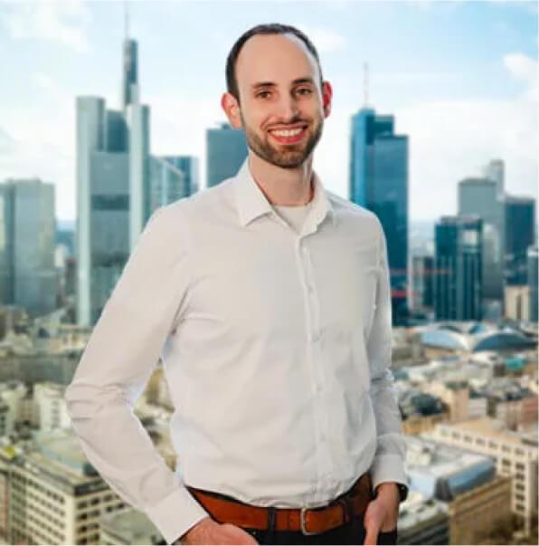 Portrait vom Projektmanager Philipp John der Promotionagentur PRO-VOGUE