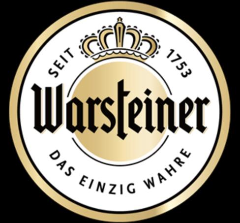 Kundenlogo Warsteiner
