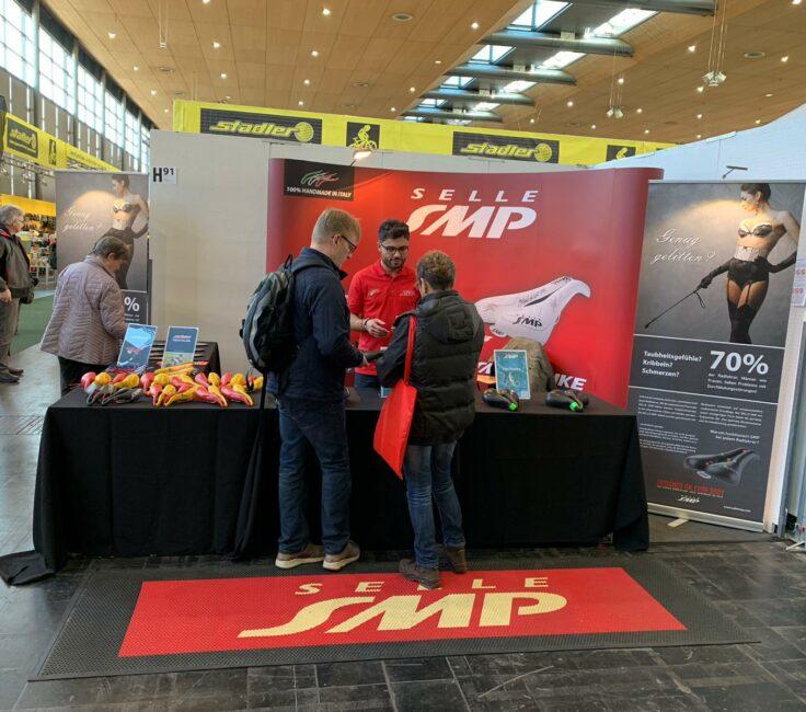 Bike Promotion der Promotionagentur PRO-VOGUE für Selle SMP