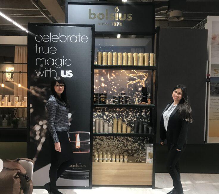 Promoterinnen der Promotionagentur PRO-VOGUE für Bolsius