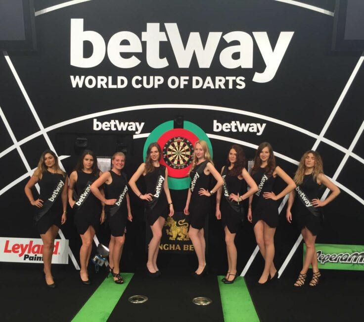 Club Promotion der Promotionagentur PRO-VOGUE für Betway