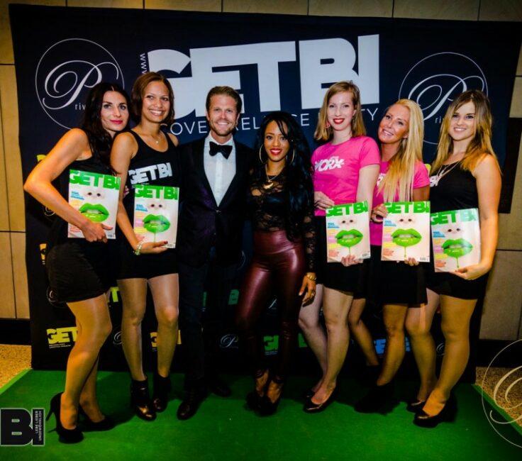 Promoterinnen der Promotionagentur PRO-VOGUE für Leetboys Club Promotion