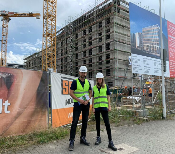 Leadgenerierung Promotion der Promotionagentur PRO-VOGUE für BauWatch